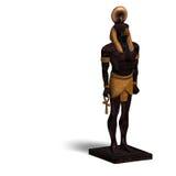 Horus statue Stock Images