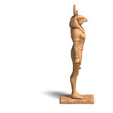 Horus statue Stock Photo