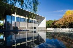 Horyuji珍宝画廊在上野区 免版税库存照片
