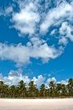 horyzont tropikalny Obrazy Stock