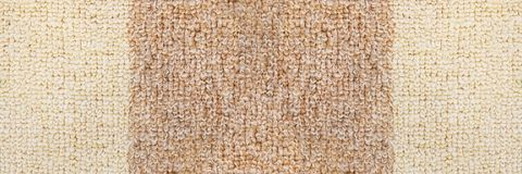 horyzontalna elegancka dywanowa tekstura dla wzoru i tła Zdjęcia Stock