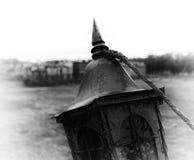Horyzontalna rocznika pirata lampa Fotografia Stock