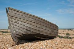 horyzontalny shipwreck Zdjęcie Royalty Free