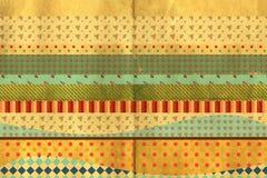 horyzontalny tło rocznik royalty ilustracja