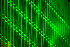 Horyzontalny wizerunek Zielony budynek zdjęcie royalty free
