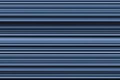 Horyzontalny zmrok - błękitna tło bazy projekta opakunkowego papieru rusztowania monochromatyczna ustalona paralela wykłada abstr zdjęcie royalty free