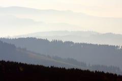 horyzonty Zdjęcia Stock
