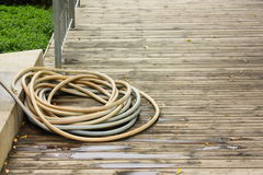 Hose rubber Royalty Free Stock Image