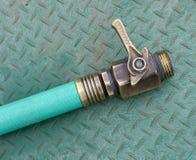 Hose valve Stock Photo