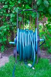 Hose for watering Royalty Free Stock Photos
