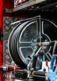 Hoses of Fire Truck Royalty Free Stock Photos