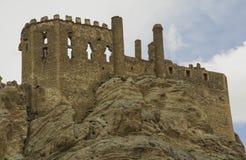Hoshap Castle Stock Images