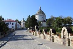 Hoshiv Monastery Royalty Free Stock Photo
