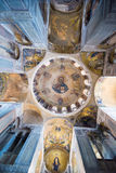 Hosios Loukas. DISTOMO,GREECE - OCTOBER 30, 2015: Hosios Loukas monastery is one of the most important monuments of Middle Byzantine architecture and an UNESCO Royalty Free Stock Photo