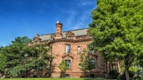 Hosmer House Mcgill University Stock Image