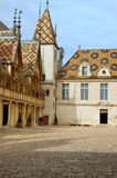 Hospice Beaune, France Royalty Free Stock Photos