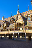 Hospices de Beaune Royalty Free Stock Image