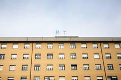 The hospital Stock Photo