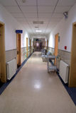 Hospital hallway Stock Photos