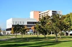 Hospital Imágenes de archivo libres de regalías