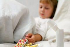 In hospital Royalty Free Stock Photos