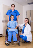 Hospital Royalty Free Stock Photography