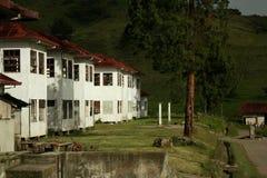 Hospital abandonado Fotografia de Stock