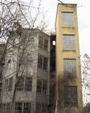 Hospital abandonado Imagen de archivo