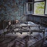 Hospital abandonado Imágenes de archivo libres de regalías