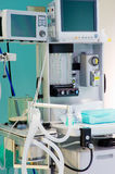 Hospital - Anesthesiology equipment Royalty Free Stock Photography