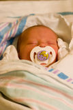 Hospital baby Stock Photos