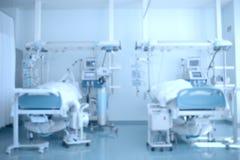 Hospital background Royalty Free Stock Image
