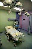 Hospital bed bedroom Stock Image