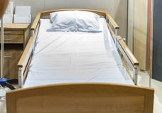 Hospital bed Stock Photos