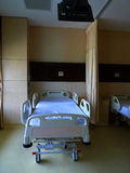 Hospital Beds 02 Stock Photography