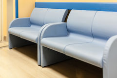 Hospital bench Royalty Free Stock Photos