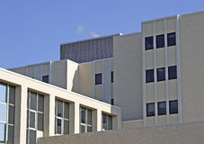 Hospital Building 2 Stock Photo