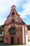 Hospital Church of the Holy Spirit in Fussen Stock Photos