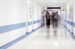 Free Hospital Corridor Stock Photography - 12776672