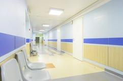 Hospital corridor Stock Photos