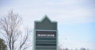 Hospital da clínica do centro de saúde Imagem de Stock Royalty Free