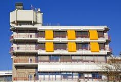 Hospital da universidade de Marburg Fotos de Stock Royalty Free