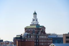 Hospital de Crouse, Syracuse, Nueva York, los E.E.U.U. fotos de archivo