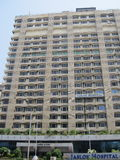Hospital de Jaslok em Mumbai, Índia Foto de Stock