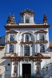 hospital de la凯瑞-戴兹,塞维利亚,西班牙。 免版税库存图片