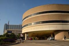 Hospital 2014 de la Universidad de Michigan Imagenes de archivo