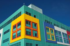 Hospital de niños Foto de archivo
