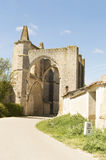 Hospital de San Anton, Castrojeriz, Spain, UNESCO Royalty Free Stock Photos