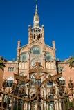 Hospital DE Sant Pau, Barcelona, Spanje royalty-vrije stock fotografie