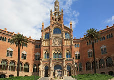 Hospital de Sant Pau Royalty Free Stock Image